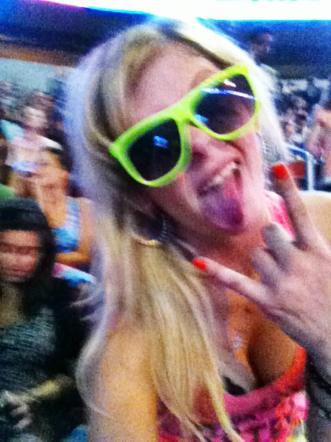 Kate + Skrillex + Major Rage Drops = PARTYROCK