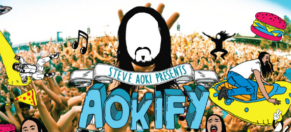 Aokify Yourself With Newly Released Steve Aoki App