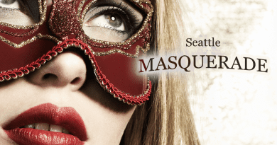 COUNTLESS OF MASKETEERS READY FOR FIRST EDITION OF SEATTLE MASQUERADE