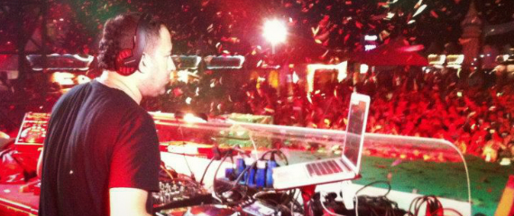 Dave Clarke @ Tomorrowland 2012 – DJ set