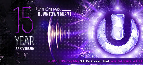 Ultra Music Festival 2013 Tickets On Sale Next Week