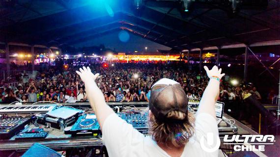 Hammarica.com Daily DJ Interview: ALEX M.O.R.P.H.
