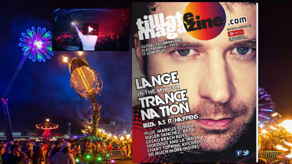 2 WEEKS IN: TILLLATE MAGAZINE AUGUST 250.000+ READERS