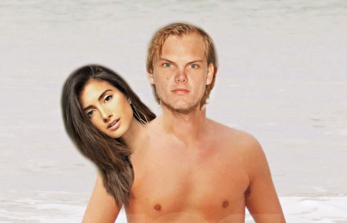 DESPITE REPORTS AVICII AND BETTENCOURT HAVE SPLIT BUT DON'T SPLIT